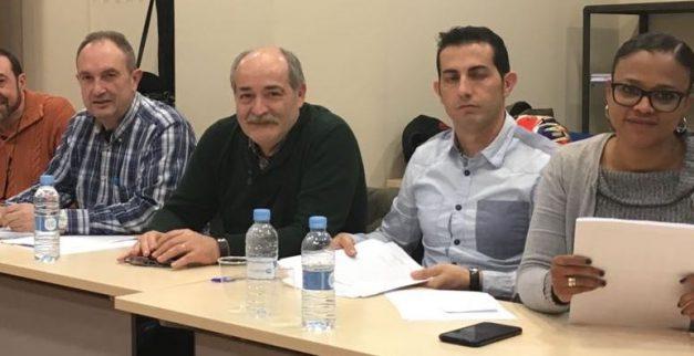 UGT firma el convenio de mercancias y logística de la provincia de Valencia