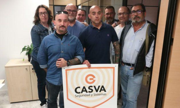 UGT gana las elecciones de CASVA Seguridad Valencia
