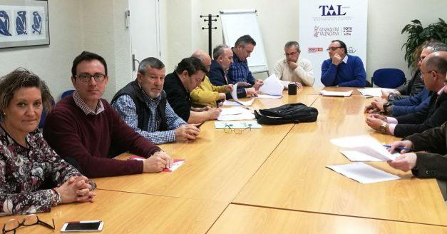 UGT firma el I Convenio Colectivo de Empleados y Empleadas de Fincas Urbanas para las provincias de Valencia y Castellón