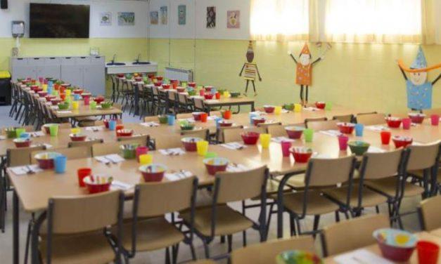 UGT denuncia la invisibilidad de los trabajadores de los comedores escolares en la negociación para la aplicación de la jornada continua