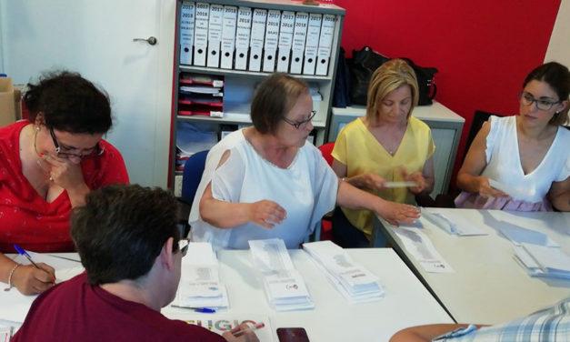 UGT consigue 9 de los 13 representantes del Comité de la empresa Limcamar en Valencia