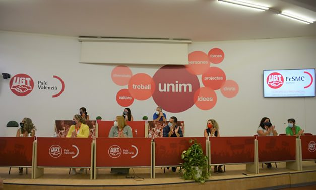 I Congreso Ordinario del Sindicato Provincial de Valencia de FeSMC UGT-PV